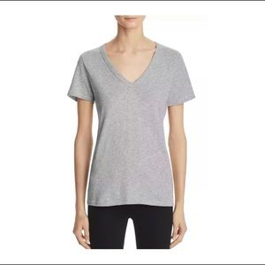 Rag & Bone Gray V-neck tee NWT
